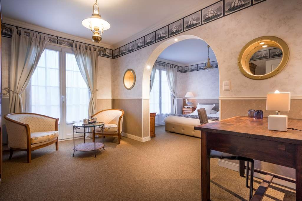 Best Western Hotel Ile de France - suite junior