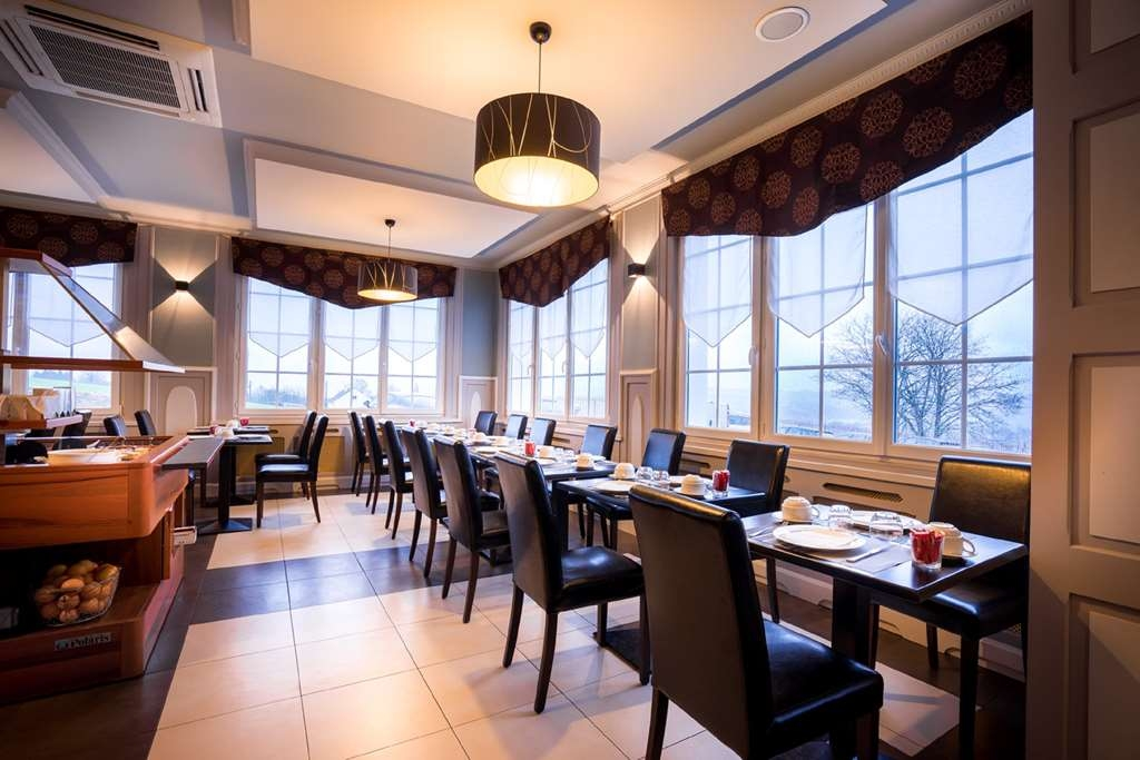 Best Western Hotel Ile de France - Restaurant / Etablissement gastronomique