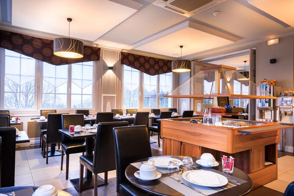 Best Western Hotel Ile de France - Restaurante/Comedor