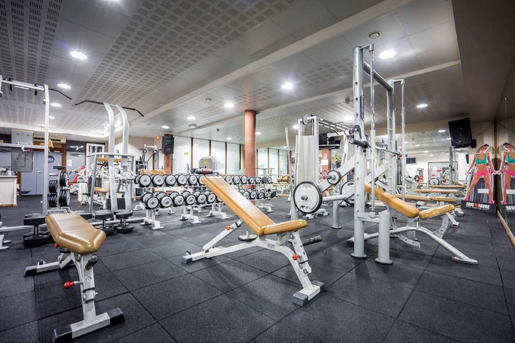 Best Western Hotel Ile de France - Club de remise en forme