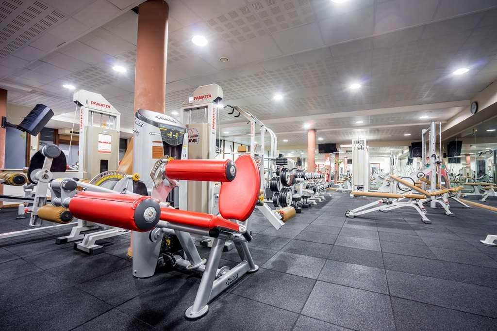 Best Western Hotel Ile de France - Fitnessstudio