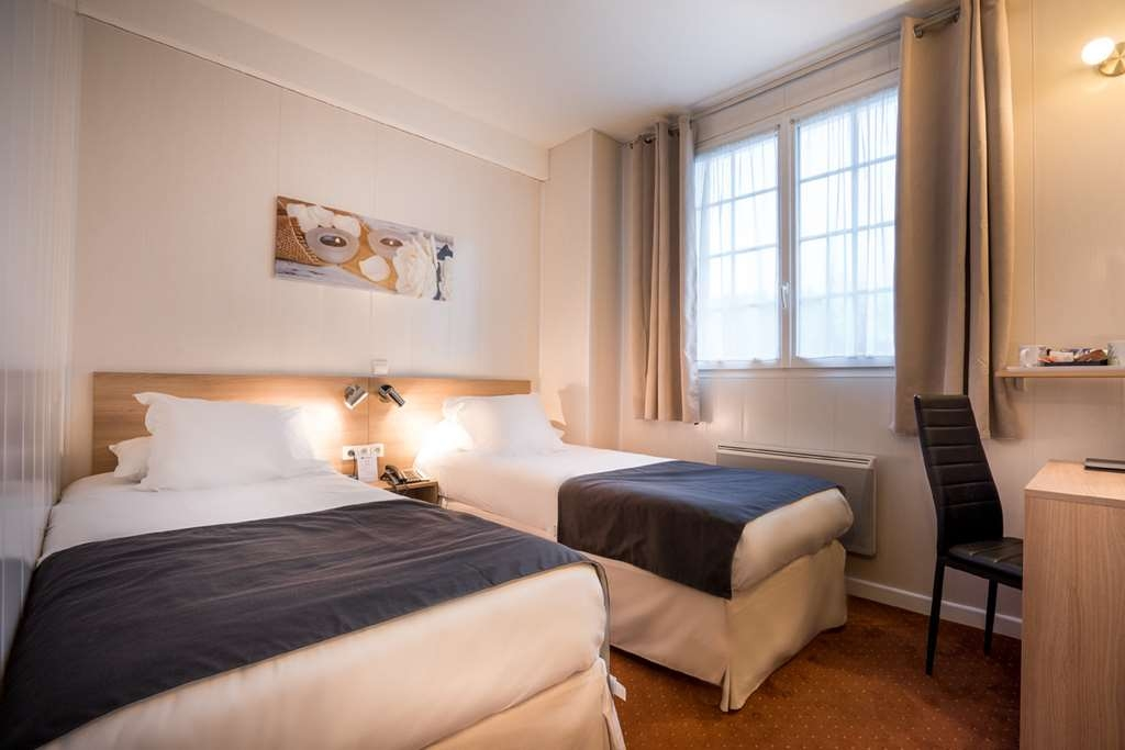 Best Western Hotel Ile de France - classic room 2 beds