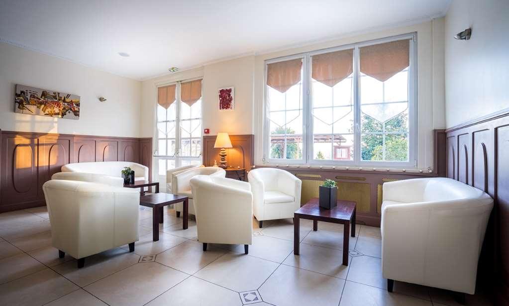 Best Western Hotel Ile de France - Bar/Salón