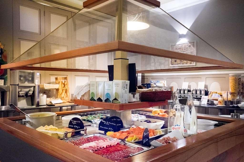 Best Western Hotel Ile de France - Restaurants PDJ