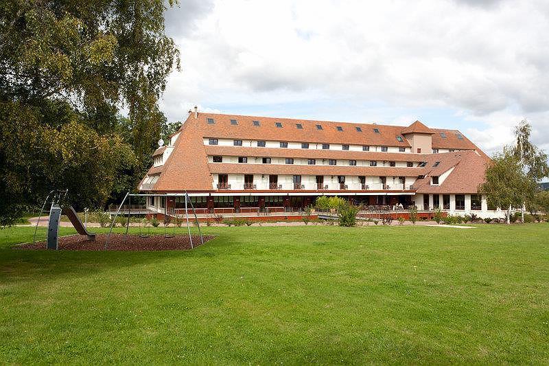 Best Western Hotel L'Oree - Aussenansicht