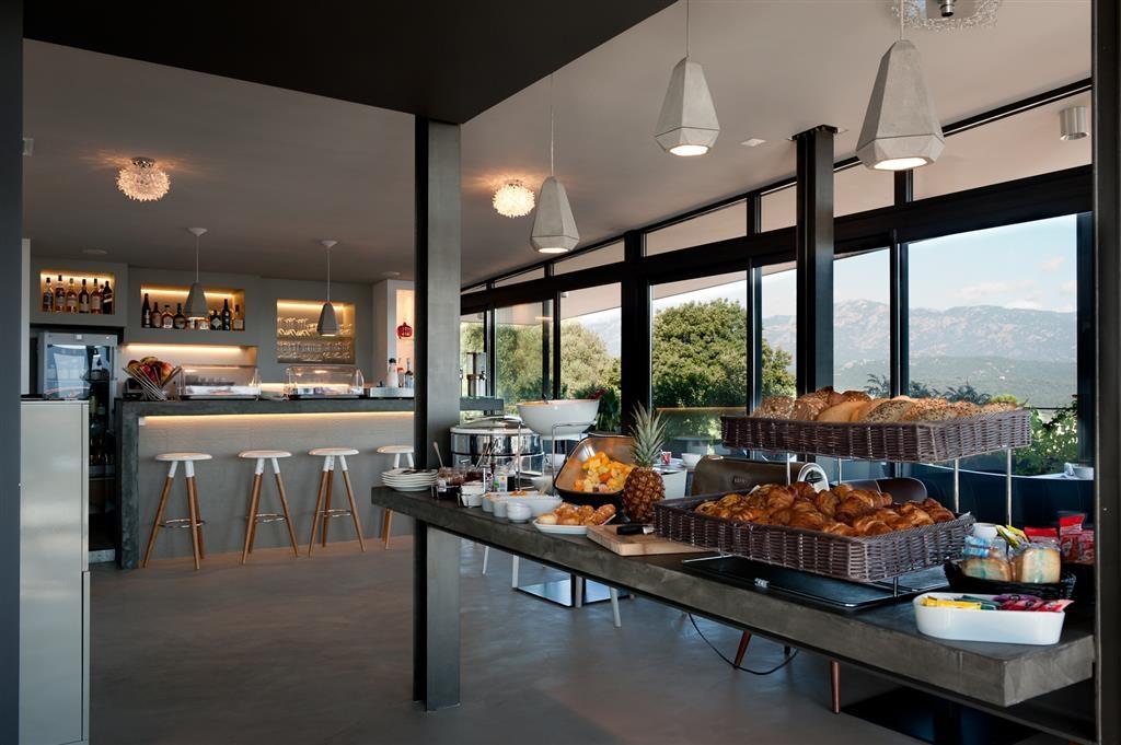 Best Western Hotel Alcyon - Frühstück