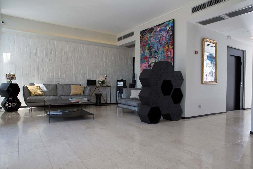 Best Western Hotel Alcyon - Vista del vestíbulo