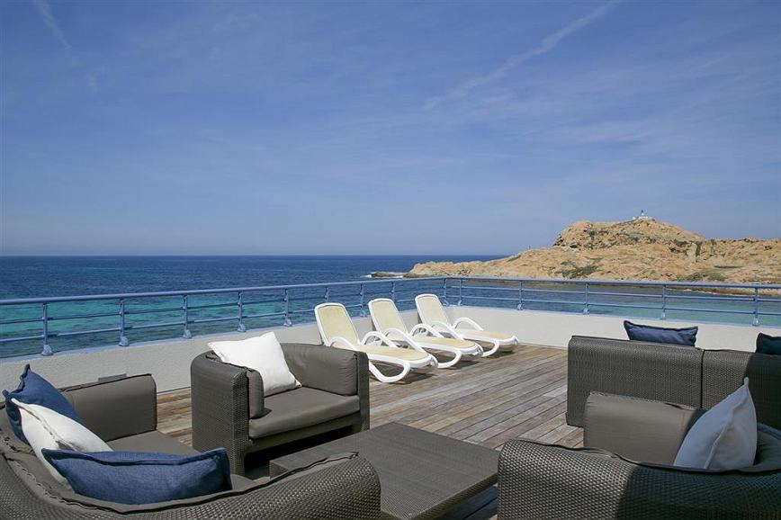 Best Western Plus Santa Maria - Terrace