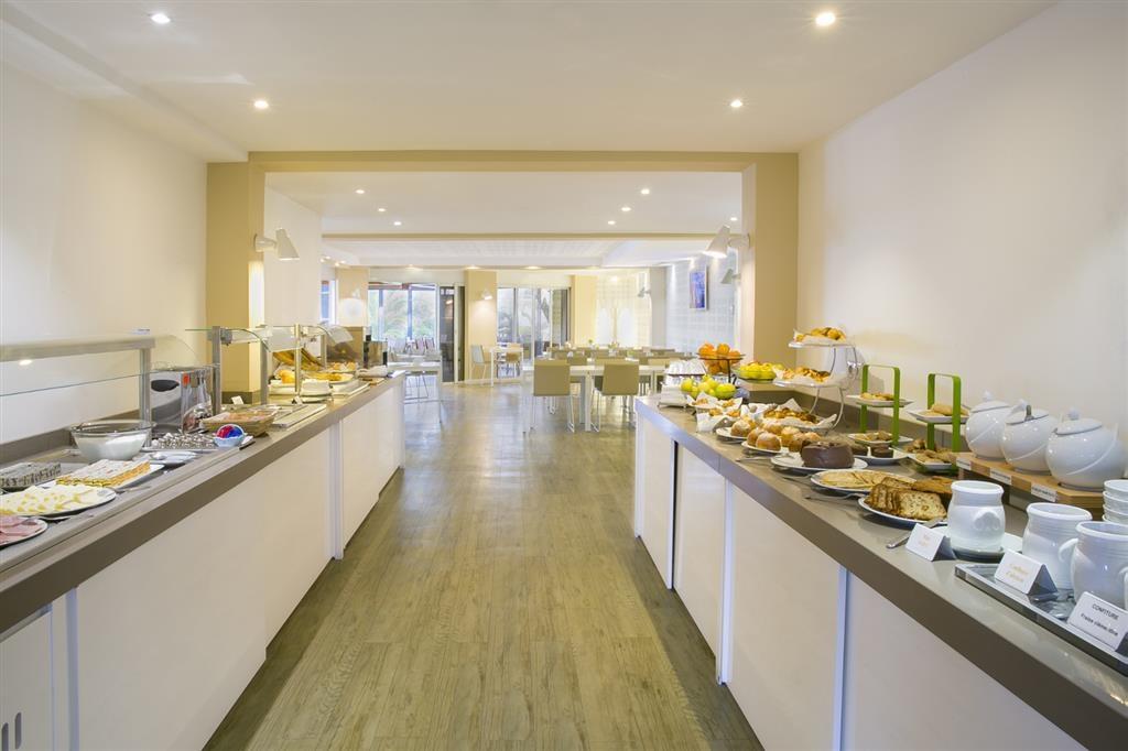 Best Western Plus Santa Maria - Desayuno Buffet