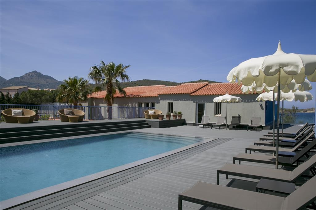 Best Western Plus Santa Maria - Vista de la piscina