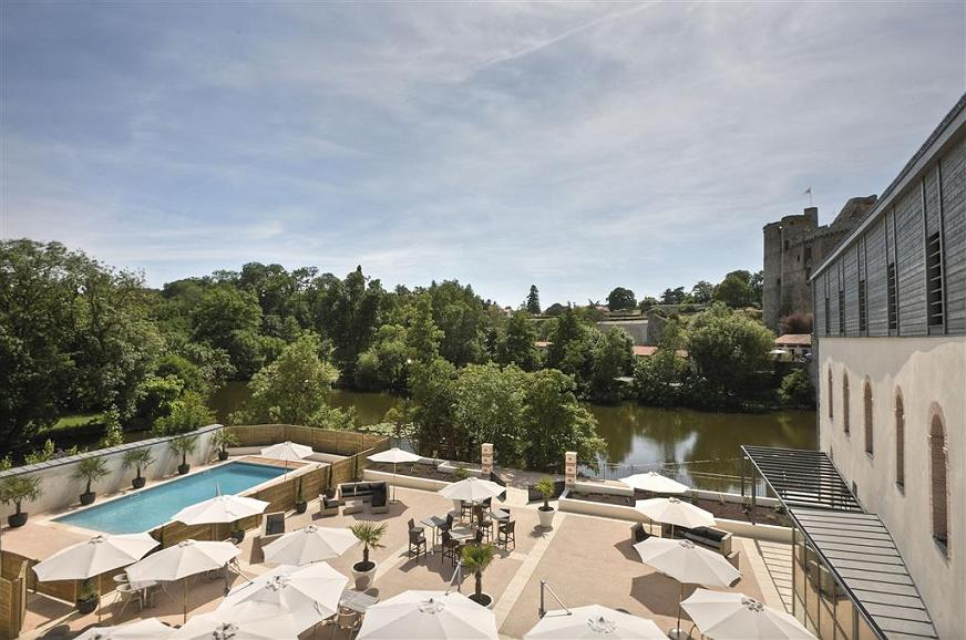 Hotel Best Western Plus Villa Saint Antoine Hotel & Spa, Clisson