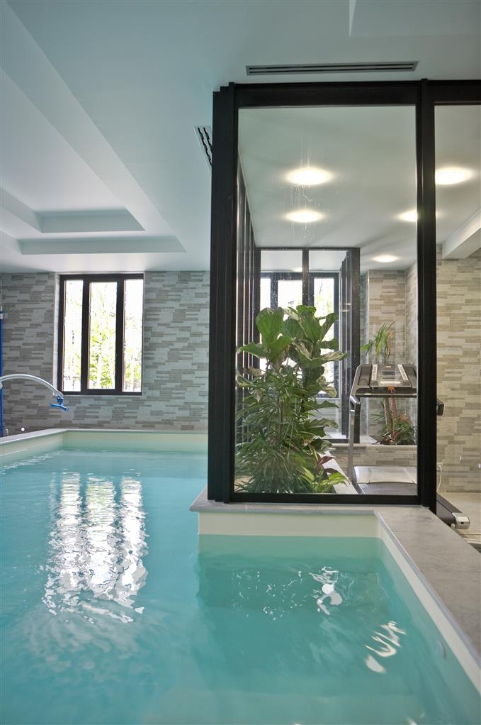 Best Western Plus Hotel des Francs - Piscine