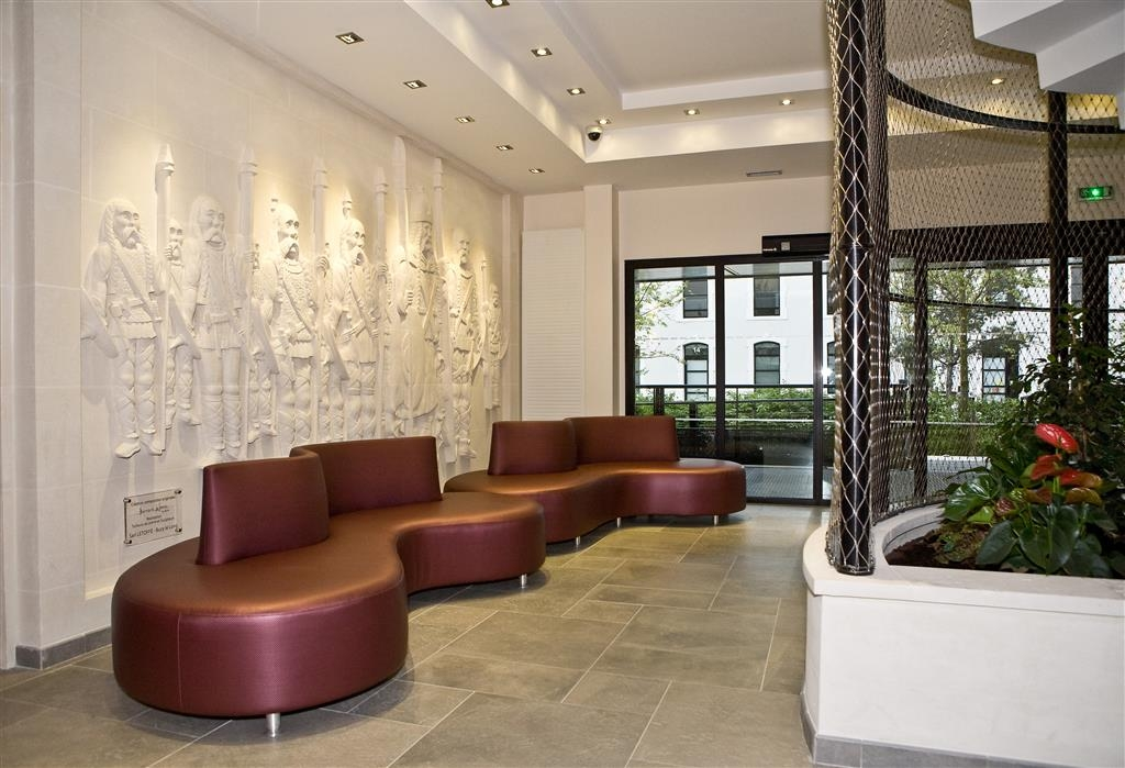 Best Western Plus Hotel des Francs - Hall