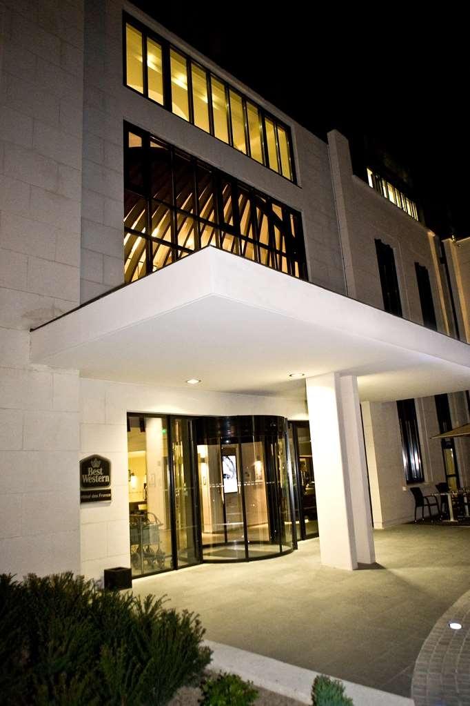 Best Western Plus Hotel des Francs - Vista Exterior