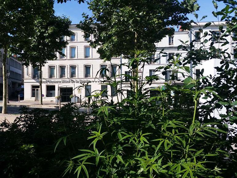 Best Western Hotel de la Breche - Vue extérieure