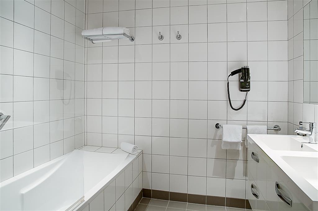 Best Western Hotel de la Breche - Cuarto de baño de clientes