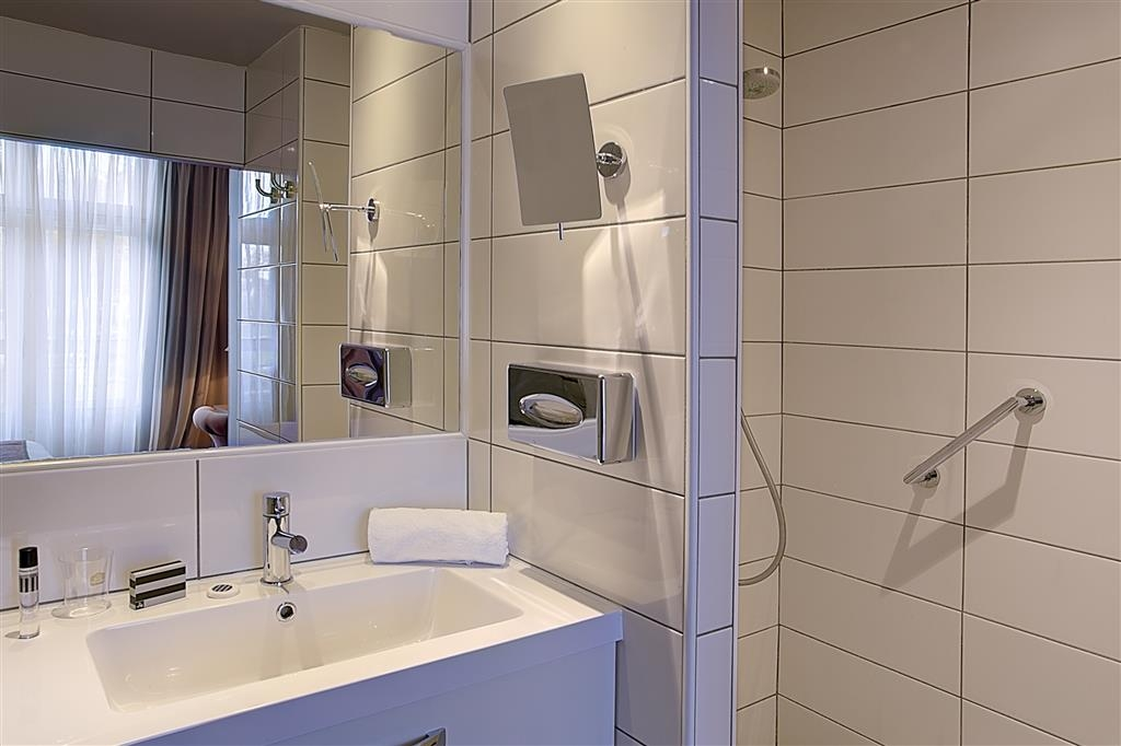 Best Western Hotel de la Breche - Salle de bains