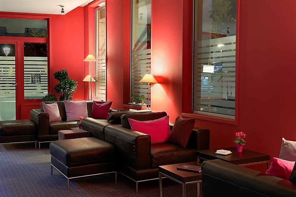 Best Western Hotel de la Breche - Bar