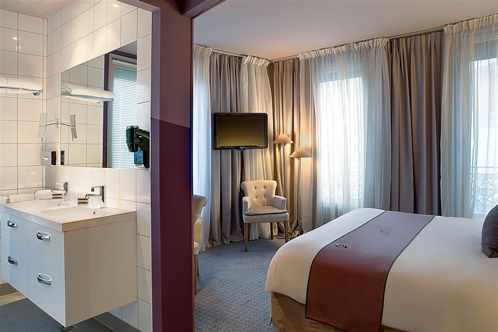 Best Western Hotel de la Breche - Habitación