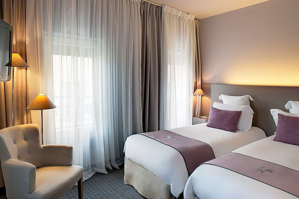 Best Western Hotel de la Breche - Chambres / Logements
