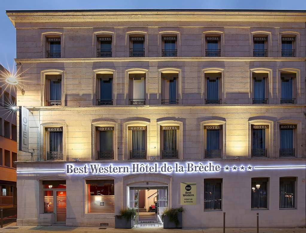 Best Western Hotel de la Breche - Vista Exterior