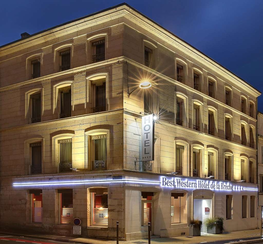 Best Western Hotel de la Breche - Façade
