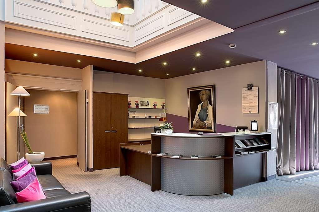 Best Western Hotel de la Breche - Hall