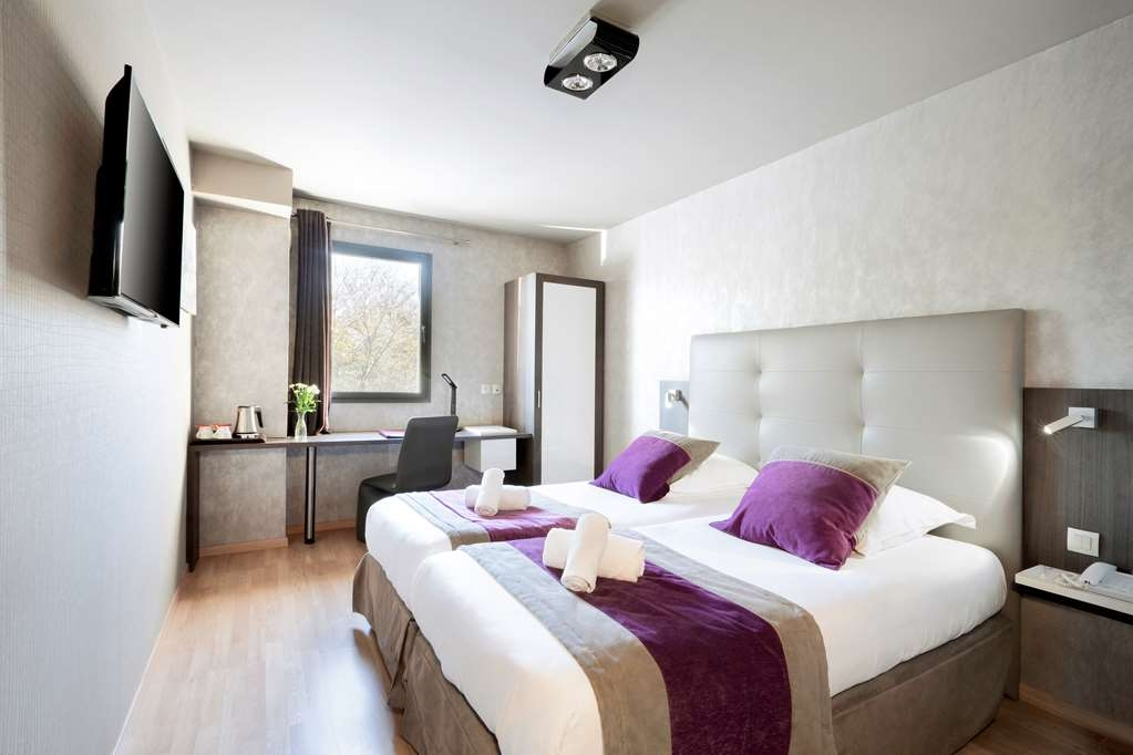 Best Western Hotel La Mare O Poissons - Confort twin room