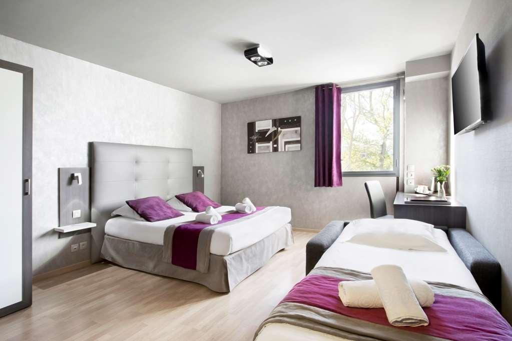 Best Western Hotel La Mare O Poissons - Confort Triple room