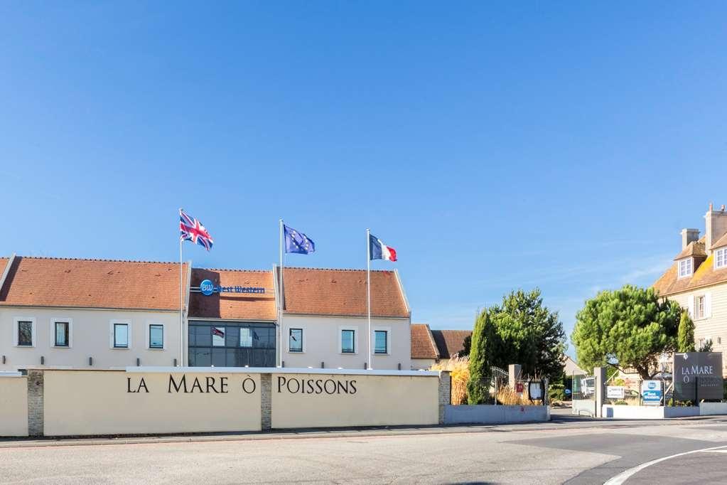 Best Western Hotel La Mare O Poissons - Façade
