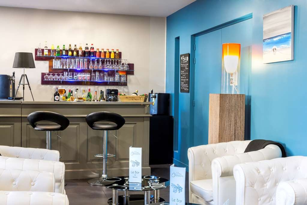 Best Western Hotel La Mare O Poissons - Bar/Lounge