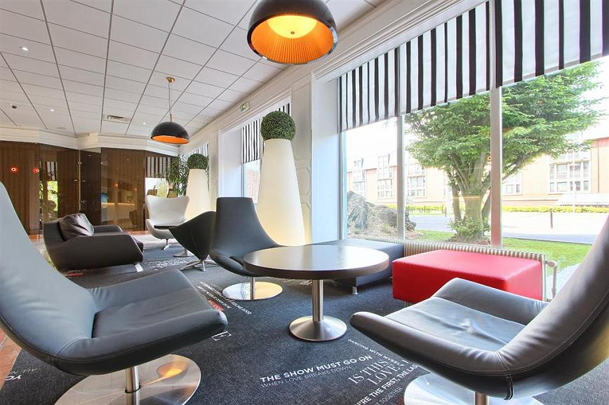 Best Western Paris CDG Airport - Foyer