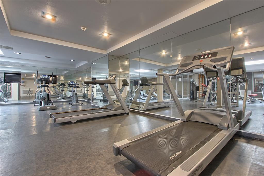 Best Western Paris CDG Airport - Centre de fitness