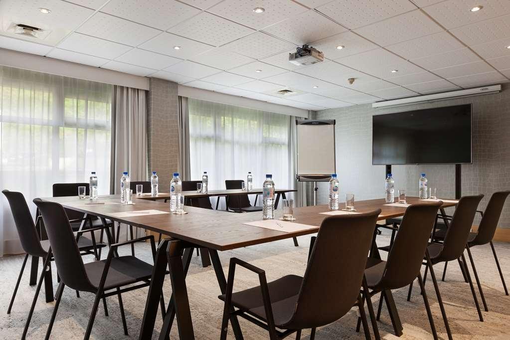 Best Western Paris CDG Airport - Sala de reuniones