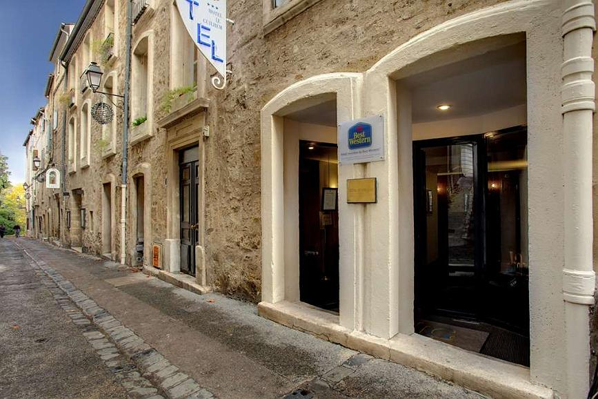 Best Western Hotel Le Guilhem - Area esterna