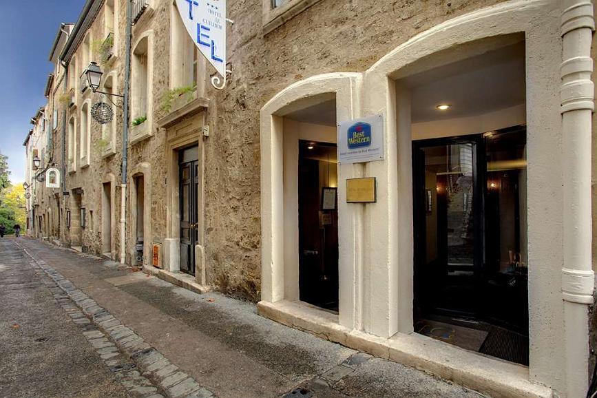 Best Western Hotel Le Guilhem - Vue extérieure