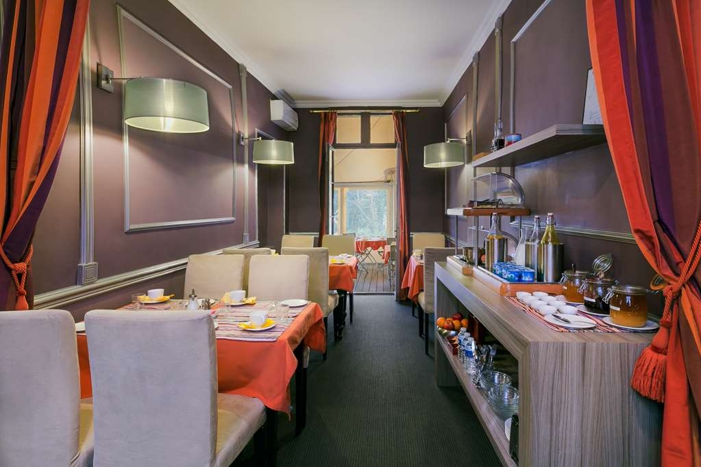 Best Western Hotel Le Guilhem - Frühstücksbuffet