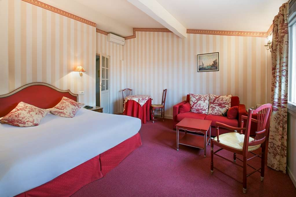 Best Western Hotel Le Guilhem - Guest Room