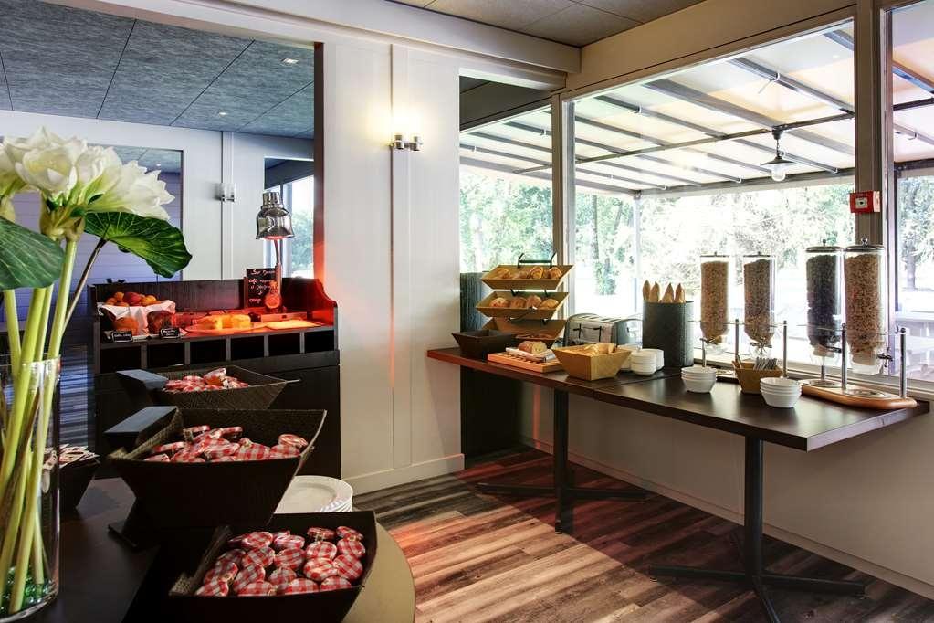 Best Western Alexander Park - Prima colazione a buffet