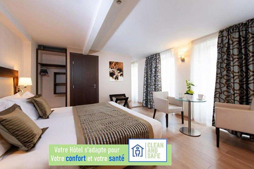 Best Western Hotel Belfort Centre Gare - Habitaciones/Alojamientos