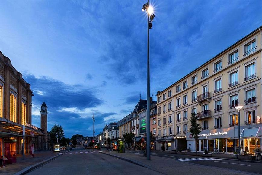 Best Western Plus Hotel Belfort Centre Gare - Vue extérieure