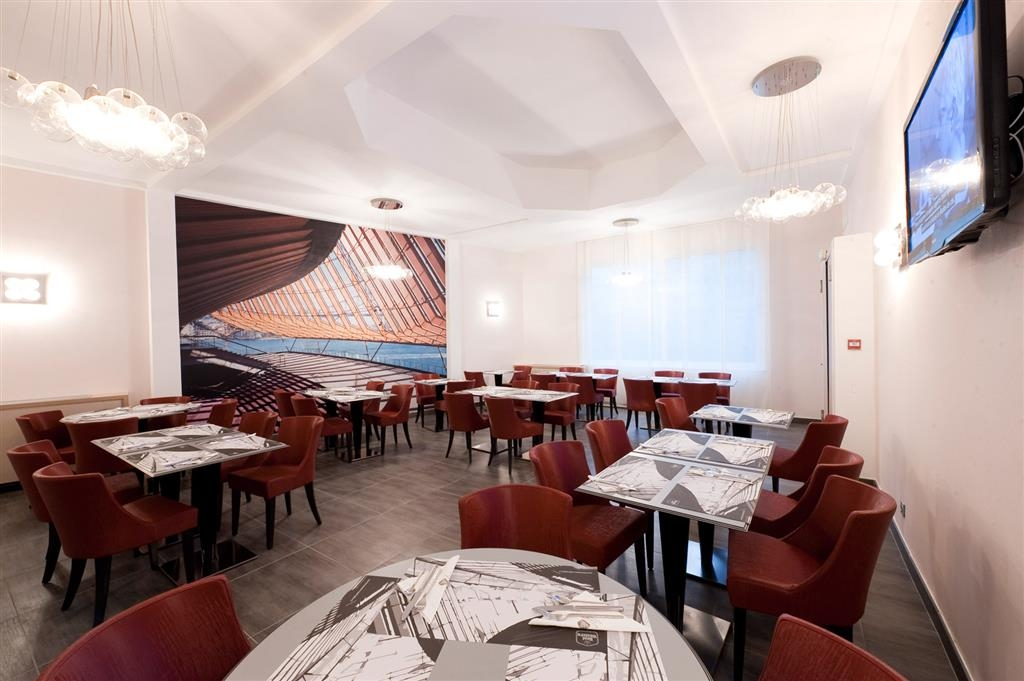 Best Western Hotel Belfort - Area colazione