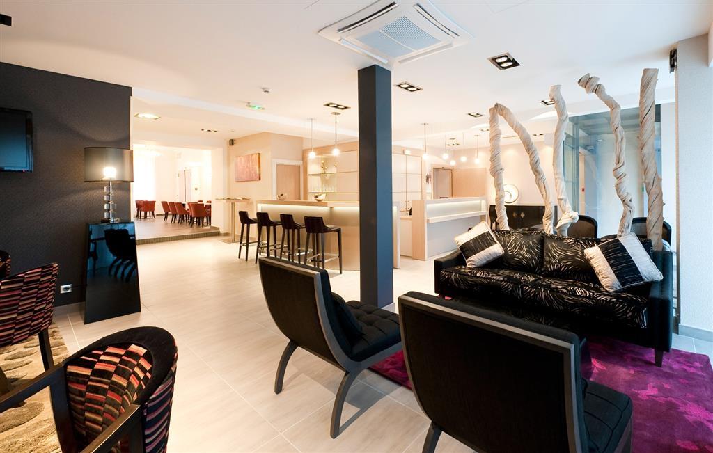 Best Western Hotel Belfort - Zona della hall