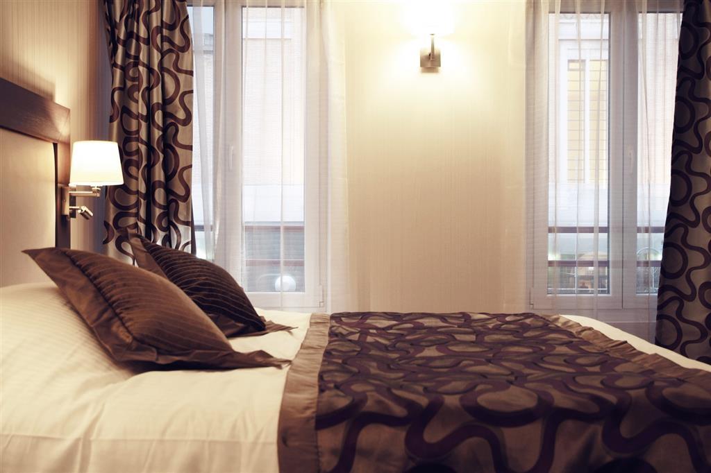 Best Western Hotel Belfort - Gästezimmer