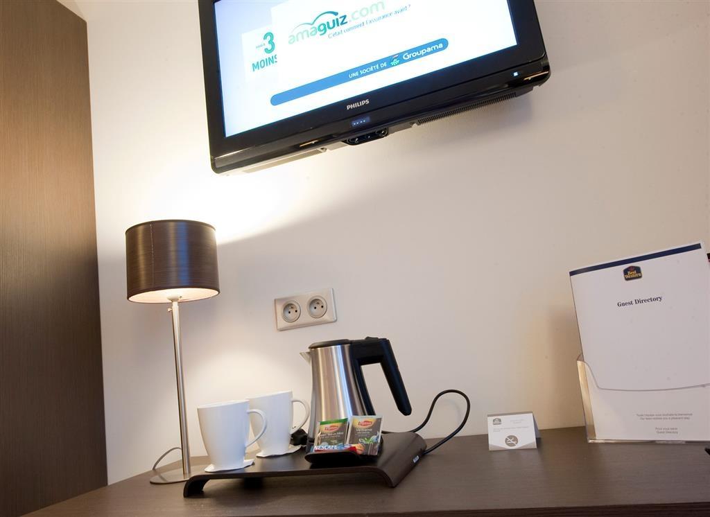 Best Western Hotel Belfort - Guest Room