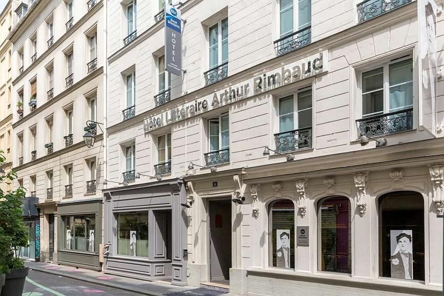 Best Western Hotel Litteraire Arthur Rimbaud - Welcome in your Literary Hotel in Paris