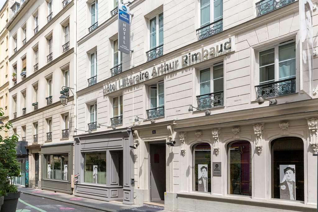 Best Western Hotel Litteraire Arthur Rimbaud - Vista Exterior
