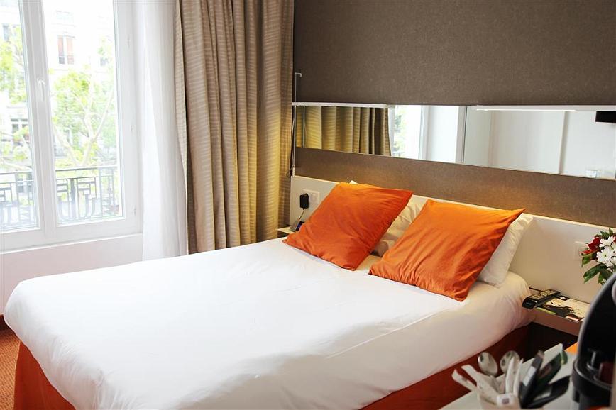 Best Western Hotel Le Montparnasse - Guest room