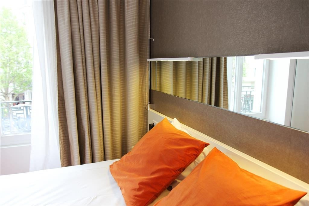 Best Western Hotel Le Montparnasse - Camere / sistemazione