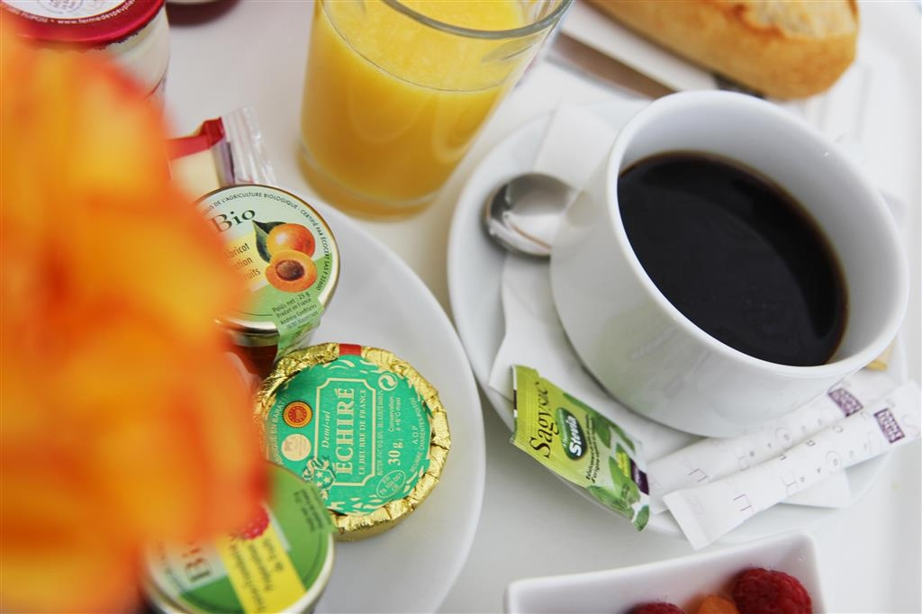 Best Western Hotel Le Montparnasse - Restaurant / Gastronomie